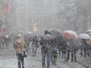 Hava sıcaklıkları düşüyor :Kar geliyor