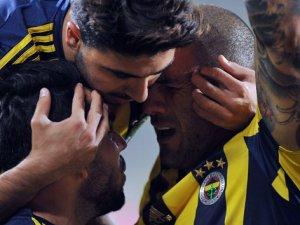 Fernandao atıyor, Fenerbahçe kazanıyor