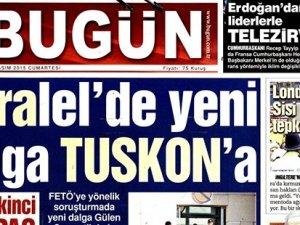 Bugün Gazetesi'nin yeni istihbarat şefi Ceyhun Bozkurt oldu