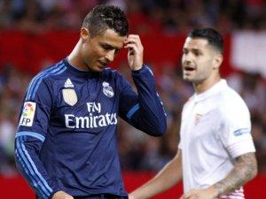 Real Madrid ilk yenilgisini aldı