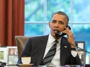Seçimlerden 8 gün sonra, Obama'dan tebrik telefonu