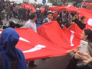 Beşiktaş'ta 10 Kasım anma töreni