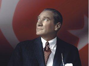 Büyük Önder Atatürk, Anıtkabir'de düzenlenen devlet töreniyle anıldı