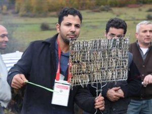 Arap gazeteciler büyülendi