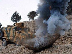 Diyarbakır'da mayın patladı