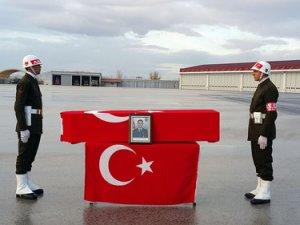 Şehit Ercan son yolculuğuna uğurlandı