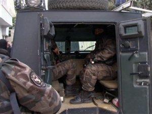 450 polisle şafak operasyonu