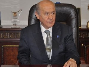 'MHP'de kurultay çağrıları istihbarat örgütünün işi'