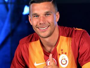 Podolski'nin Galatasaray hedefleri