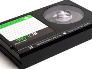 Sony'nin video kaset formatı Betamax'ın ömrü doluyor