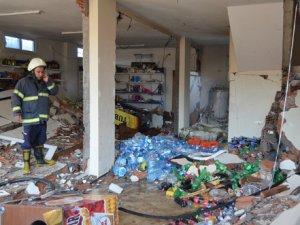 İncirlik'te tüp patladı: 1'i ağır 6 yaralı