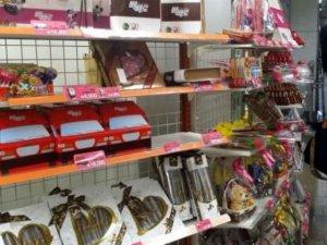 Güney Kore'de geleneksel çubuk kraker çılgınlığı