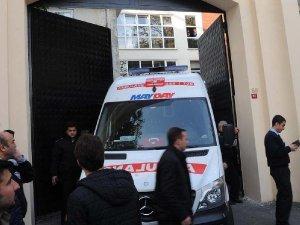Galatasaray Üniversitesi'nde işçi kazası: 1 işçi hayatını kaybetti