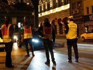 İstanbul'da huzur operasyonu: 39 ilçede asayiş