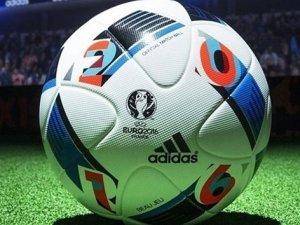 EURO 2016'da kullanılacak top
