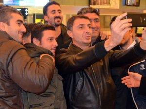 Şota Trabzon'dan ayrıldı