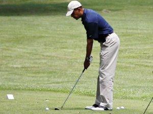 Obama G-20 için geleceği Antalya'da golf oynayacak