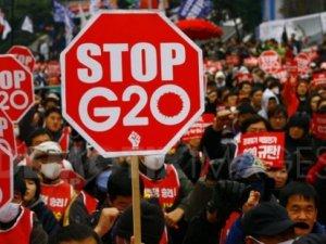 G-20 zirvesi için 30 bin eylemci geliyor