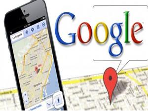 Trafik yoğunluğu artık Google'da