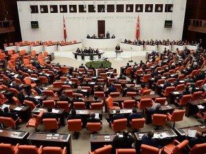 TBMM Genel Kurulu'nda oturma düzeni belirlendi