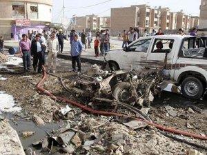 Bağdat'ta intihar saldırısı: 18 ölü