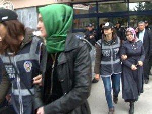 Manisa'daki operasyonda 20 kişi serbest bırakıldı