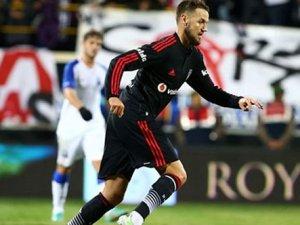 Milosevic Beşiktaş'tan ayrılmak istiyor