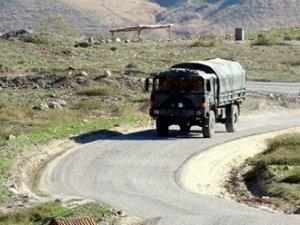 Gaziantep sınırında 4 IŞİD'li öldürüldü