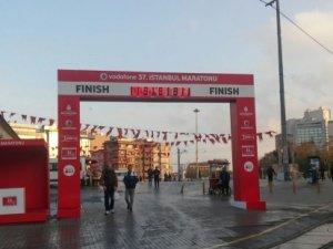 İstanbul'da bugün hangi yollar kapalı?