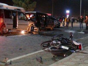 Batman'da zincirleme kaza: 5 yaralı