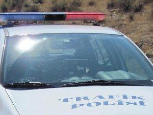 Polis araçlarının tepe lambaları 'akıllanıyor'