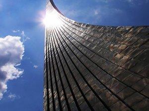 Çin'de 118 metrelik binayı patlattılar