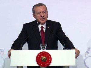 Cumhurbaşkanı Erdoğan, G20 Zirvesi'nde konuştu