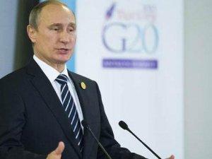 Putin:g20 ülkeleri IŞİD' finansal destek sağlıyor