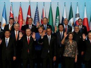 G20 Liderler Bildirgesi'nde enerji ön plana çıktı