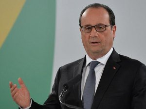 'Fransa artık savaşta'