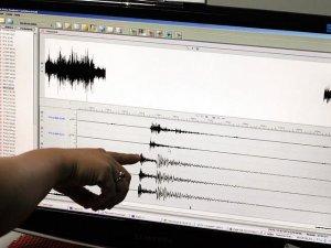 Marmara Denizi'nde art arda depremler
