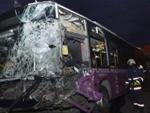 TEM'de zincirleme kaza; 6 yaralı