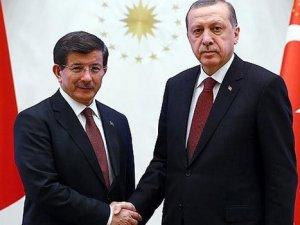 Erdoğan ve Davutoğlu bugün görüşecek