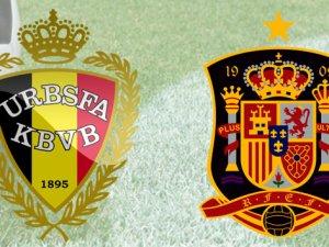 Belçika-İspanya maçı iptal edildi