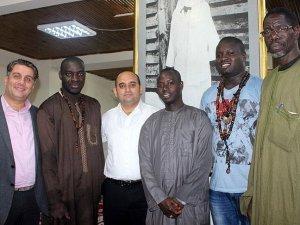 Senegalliler artık işportacılık değil ticaret yapıyor