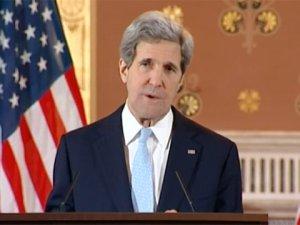 Kerry: Türkiye ile operasyona giriyoruz