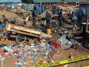 Nijerya'da intihar saldırısı: 32 kişi hayatını kaybetti