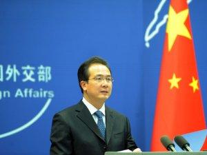 Çin'den füze yorumu: Sorun istişareyle çözülmeli
