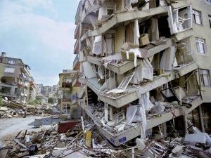 Marmara Denizi'nde 3.1 şiddetinde deprem