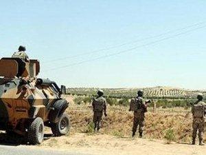 TSK: Kilis sınırında 1 IŞİD'li öldürüldü