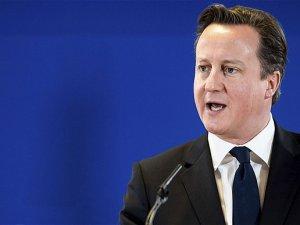 Cameron'dan Suriye'ye hava saldırısı açıklaması