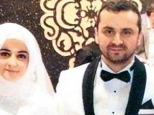 Onur Şan evlendi