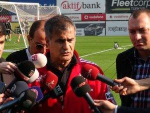 Şenol Güneş'ten Hamzaoğlu yorumu