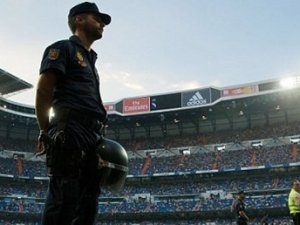 El Clasico'ya olağanüstü güvenlik